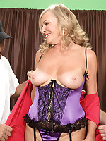 60 Plus MILFs - Bethany fucks her daughter's boyfriends - Bethany James (38 Photos)